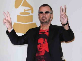 Ringo Starr - The GRAMMY Nominations Concert Live!! - Press Room