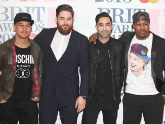 Rudimental - BRIT Awards 2015