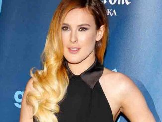 Rumer Willis - 24th Annual GLAAD Media Awards - Arrivals