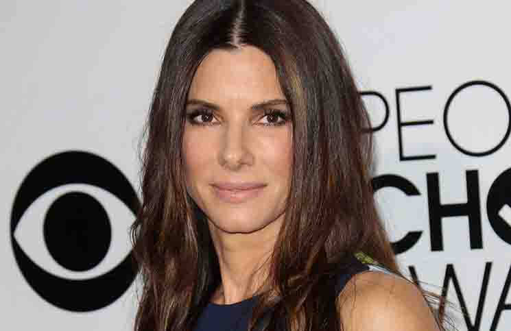 Sandra Bullock - 40th Annual People's Choice Awards