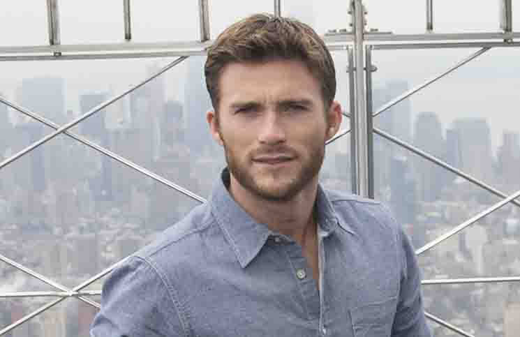 Scott Eastwood - Empire State Building