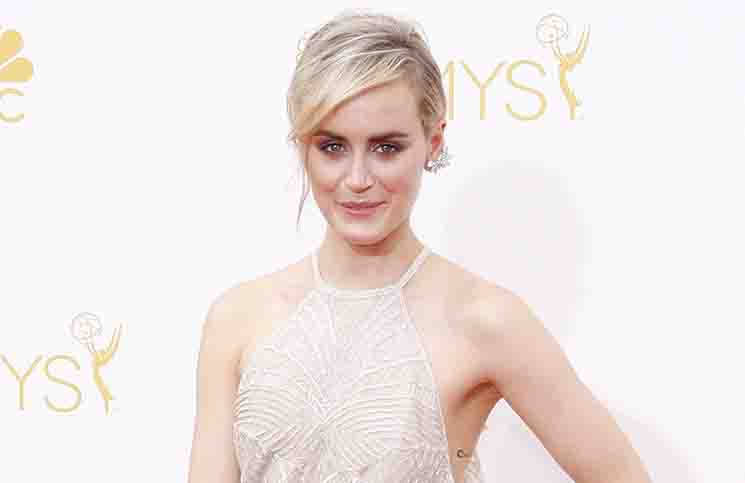 Taylor Schilling - 66th Annual Primetime Emmy Awards