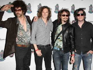 The Darkness - Metal Hammer Golden God Awards 2011