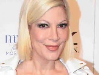 Tori Spelling - 87th Annual Academy Awards