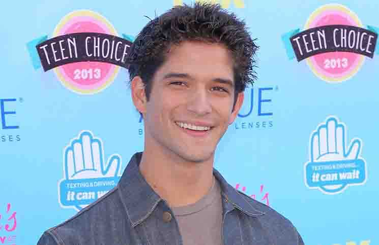 Tyler Posey - 2013 Teen Choice Awards