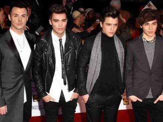 "Union J - Pride of Britain Awards 2014 ""A Night of Heroes"" - Arrivals"