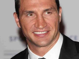Wladimir Klitschko - Sports For Peace Fundraising Ball in London