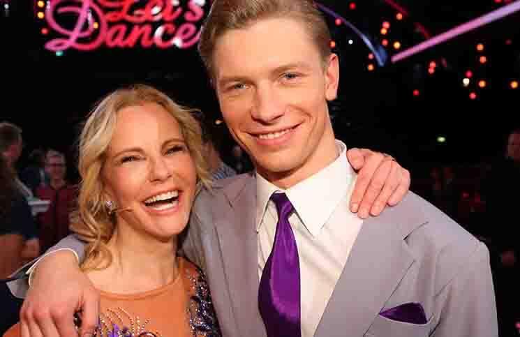 """""""Let's Dance"""" 2015: Katja Burkard und Paul Lorenz sind raus! - TV News"""