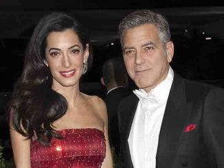"George Clooney and Amal Clooney - ""China: Through The Looking Glass"" Costume Institute Benefit Gala"