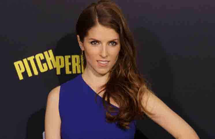 """Anna Kendrick - """"Pitch Perfect 2"""" Los Angeles Premiere"""