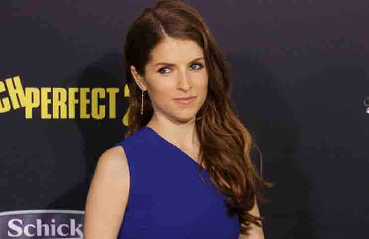 "Anna Kendrick - ""Pitch Perfect 2"" Los Angeles Premiere"