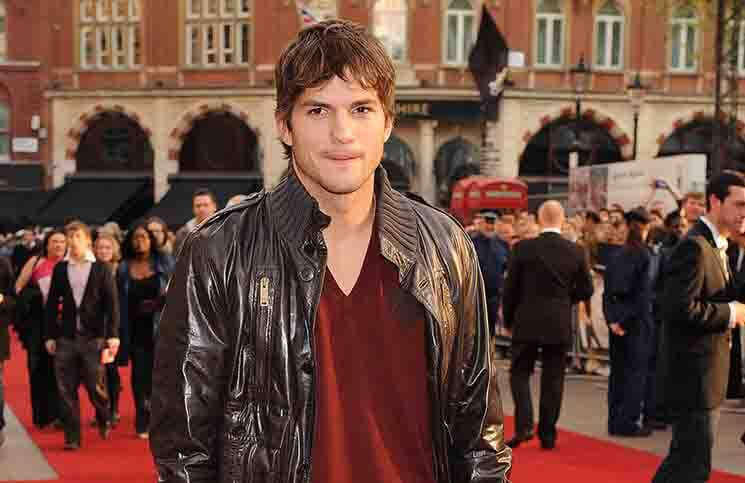 "Ashton Kutcher - ""What Happens in Vegas..."" London Premiere"