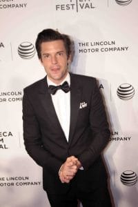 Brandon Flowers - 2015 Tribeca Film Festival