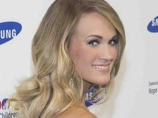 Carrie Underwood - Samsung Hope For Children Gala
