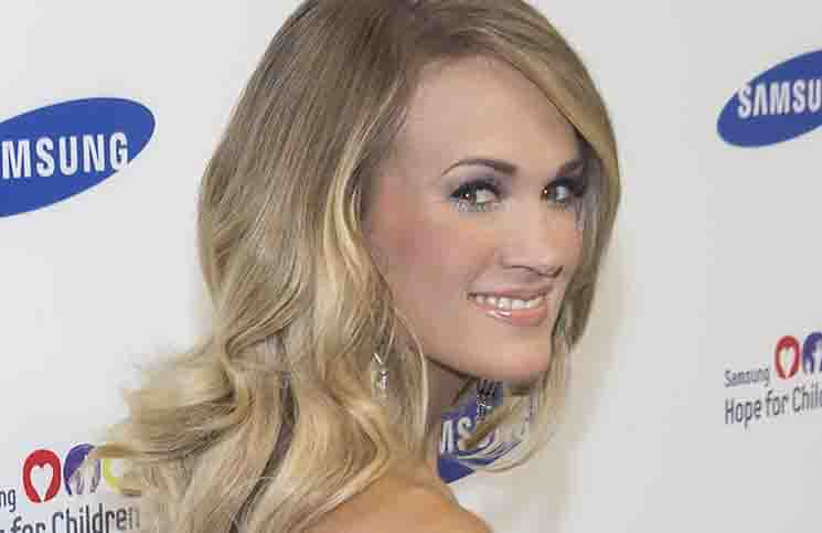 Carrie Underwood zu Silvester in New York - Musik News