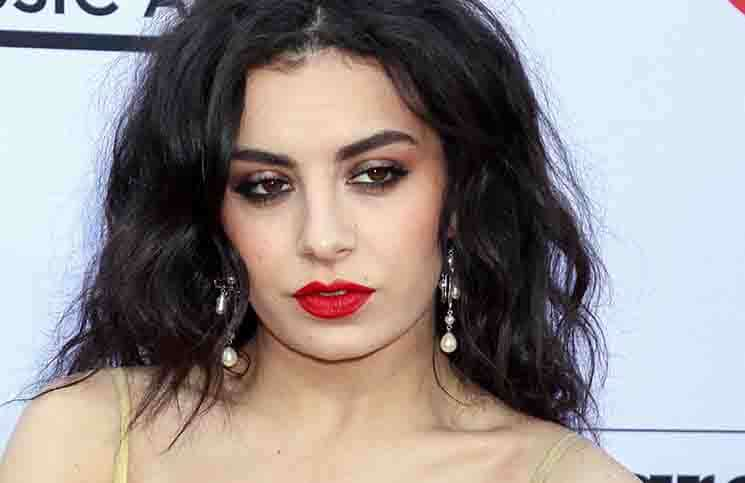 Charli XCX - 2015 Billboard Music Awards - Arrivals