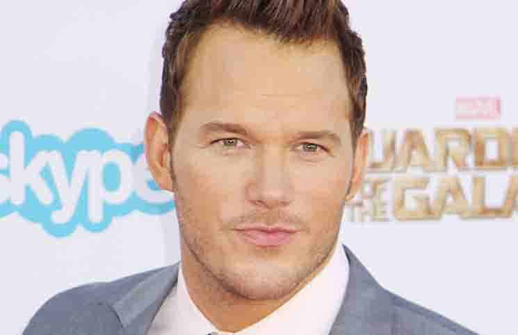 "Chris Pratt - ""Guardians of the Galaxy"" Los Angeles Premiere"