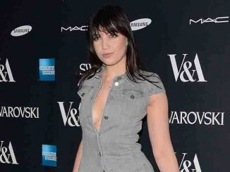 "Daisy Lowe - ""Alexander McQueen: Savage Beauty"" Exhibition VIP Private View"