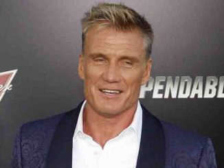 "Dolph Lundgren - ""The Expendables 3"" Los Angeles Premiere"