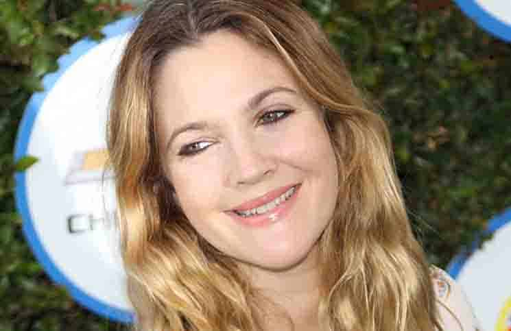 Drew Barrymore - Safe Kids Day