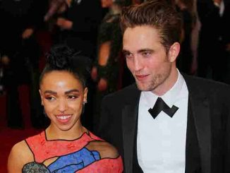 "Robert Pattinson and FKA Twigs - ""China: Through The Looking Glass"" Costume Institute Benefit Gala"