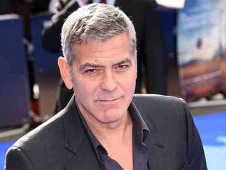 "George Clooney - ""Tomorrowland"" European Premiere - Arrivals"