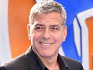 "George Clooney - ""Tomorrowland"" European Premiere"