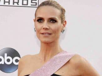 Heidi Klum - 2014 American Music Awards