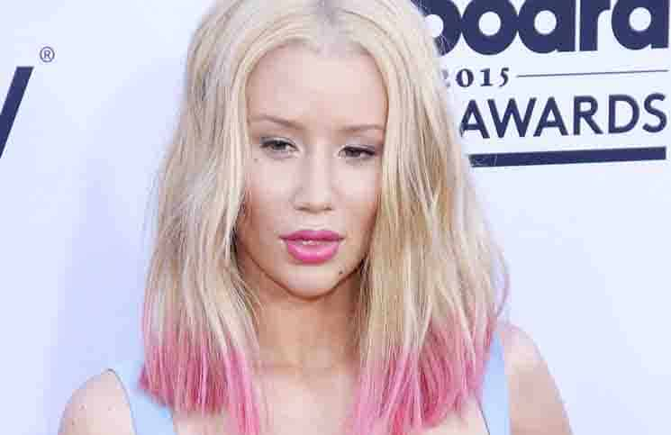 Iggy Azalea - 2015 Billboard Music Awards
