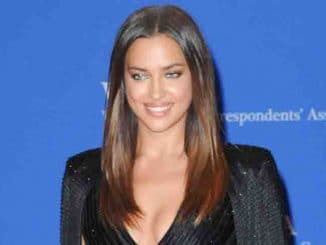 Irina Shayk - 100th Annual White House Correspondents' Association Dinner