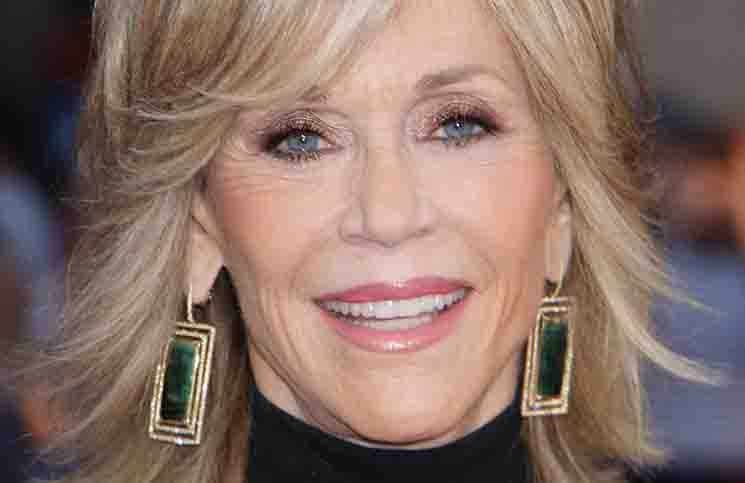 "Jane Fonda - ""This Is Where I Leave You"" Los Angeles Premiere"