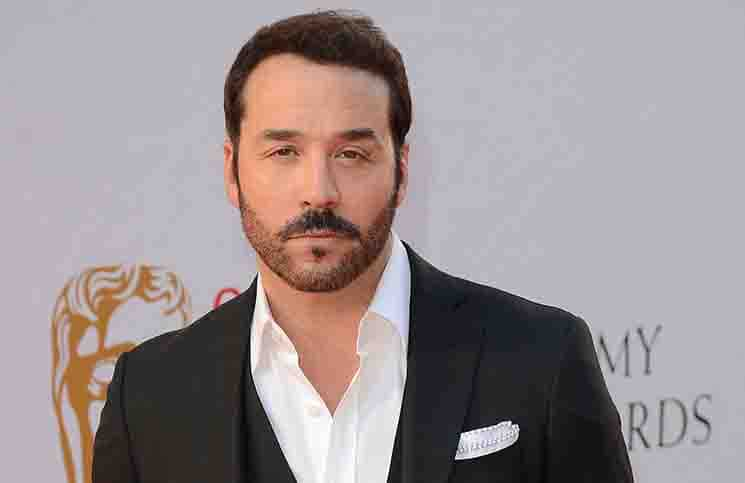 Jeremy Piven: Ari Gold bereitet ihm Stress - TV News