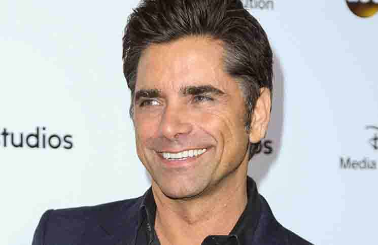 John Stamos - 2015 Disney Media Distribution International Upfronts