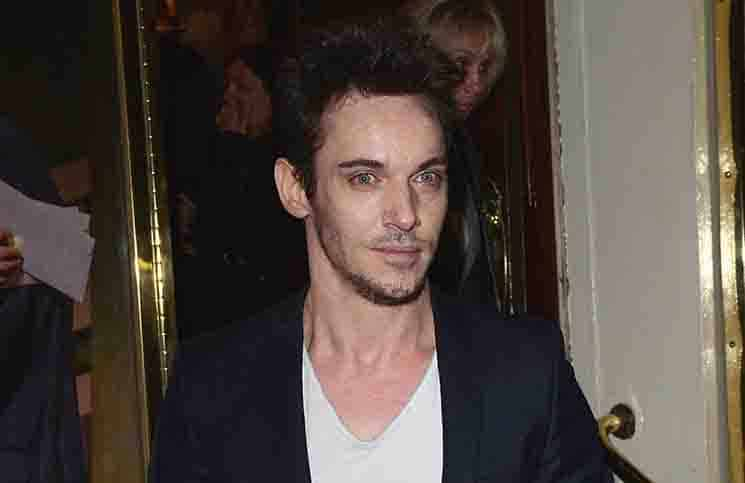 "Jonathan Rhys Meyers - ""Fatal Attraction"" Press Night at Theatre Royal in London"