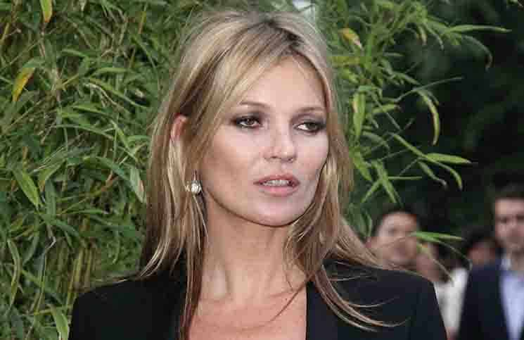 Kate Moss - Serpentine Gallery Summer Party