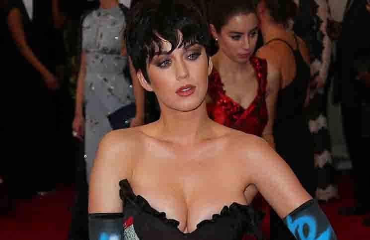 Katy Perry - MET Gala 2015