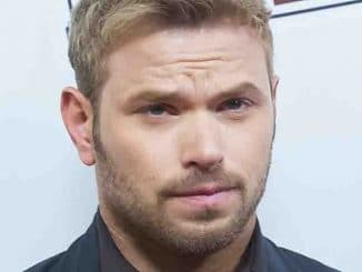 Kellan Lutz - 2015 Red Nose Day at Hammerstein