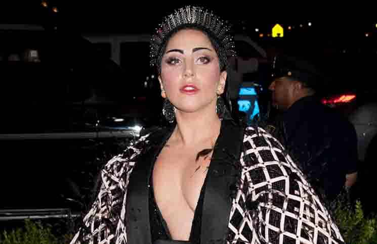 "Lady Gaga - ""China: Through The Looking Glass"" Costume Institute Benefit Gala"