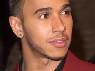 Lewis Hamilton - The Naked Heart Foundation's World's First Fabulous Fund Fair