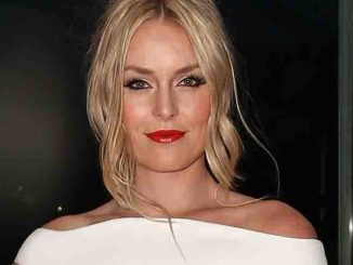 Lindsey Vonn - 2015 Time Magazine 100 Most Influential People
