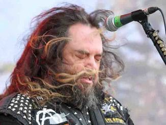 Max Cavalera - Soulfly - British Summer Time Festival 2014