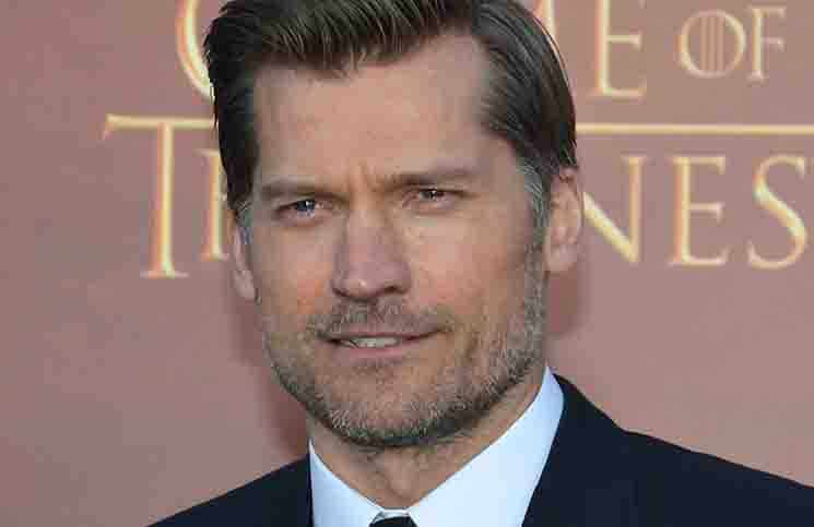 "Nikolaj Coster-Waldau - ""Game of Thrones"" Season 5 San Francisco Premiere"