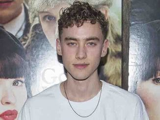 "Olly Alexander - ""God Help The Girl"" New York City Premiere"