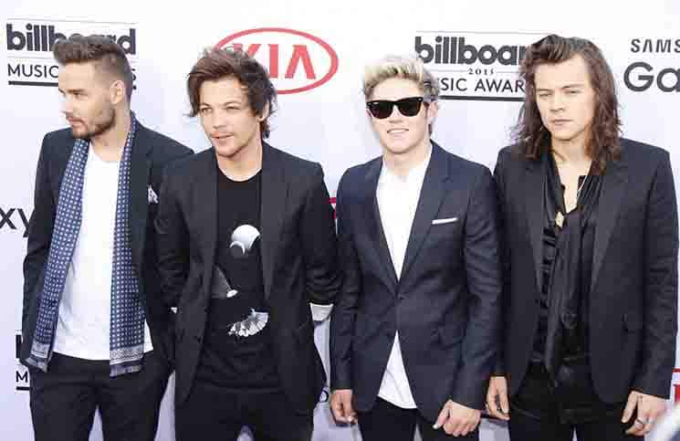 One Direction - 2015 Billboard Music Awards