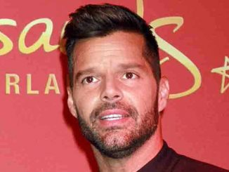Ricky Martin Unveils His Wax Figure at Madame Tussauds