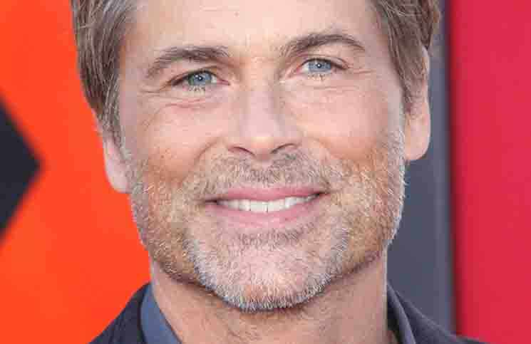 "Rob Lowe - ""Sex Tape"" Los Angeles Premiere"