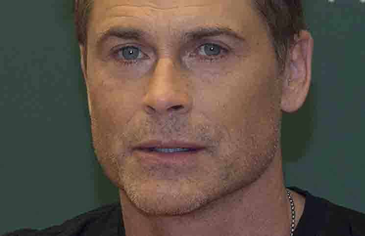 """Rob Lowe's """"Love Life"""" Book Signing"""