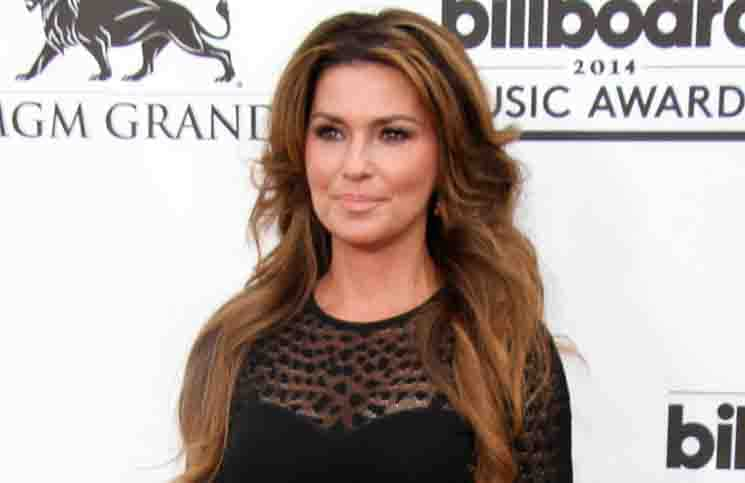 Shania Twain - 2014 Billboard Music Awards