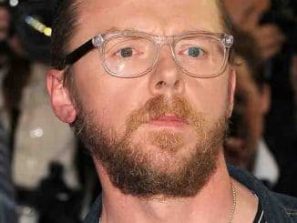 "Simon Pegg - ""Man Up"" UK Gala Screening"