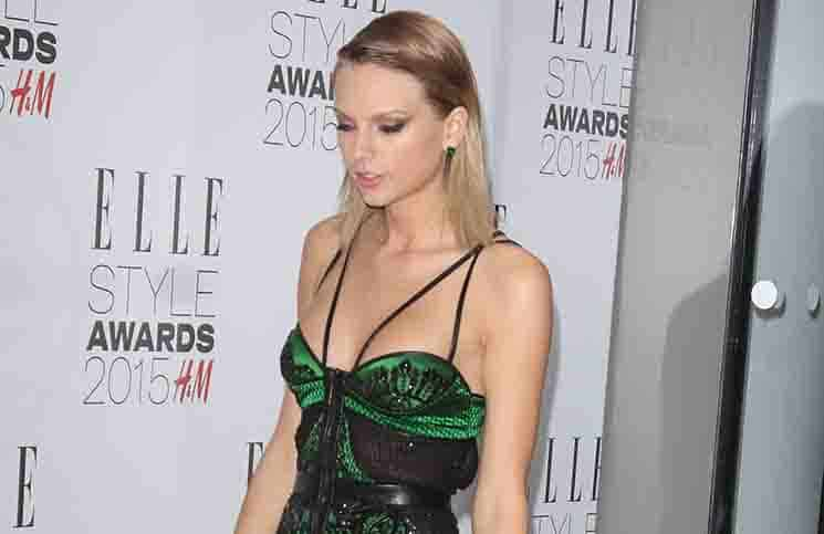 Taylor Swift - Elle Style Awards 2015